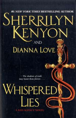 Whispered Lies de Sherrilyn Kenyon