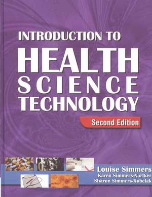 Introduction to Health Science Technology [With CDROM]