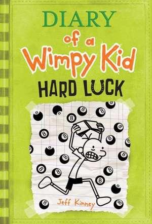 Diary of a Wimpy Kid # 8: Hard Luck de Jeff Kinney