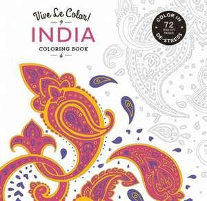 Vive Le Color! India