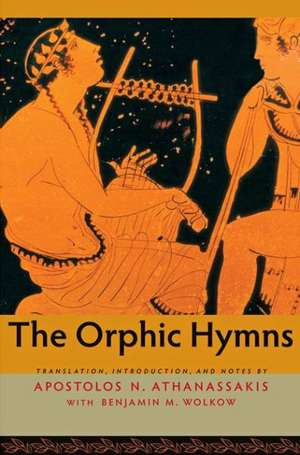 The Orphic Hymns imagine