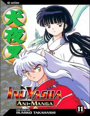 InuYasha Ani-Manga, Volume 11