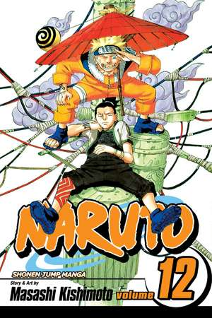 Naruto, Vol. 12