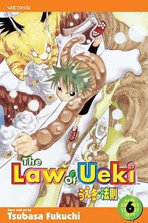 The Law of Ueki, Volume 6