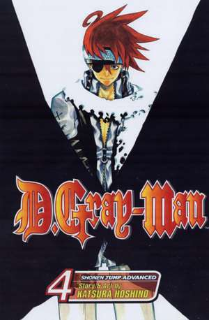 D. Gray-Man, Vol. 4