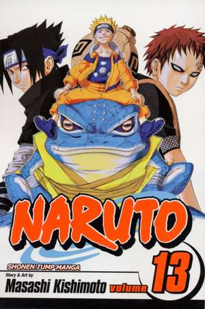 Naruto, Vol. 13