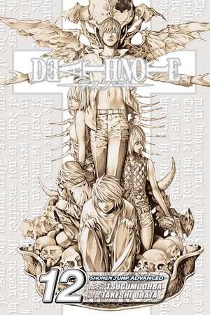 Death Note, Vol. 12 de Tsugumi Ohba