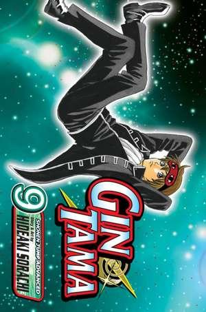 Gin Tama, Volume 9 de Hideaki Sorachi