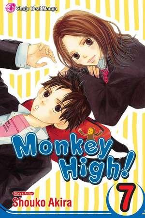 Monkey High!, Vol. 7 de Shouko Akira
