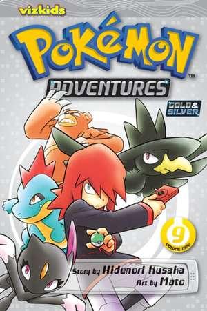 Pokemon Adventures, Vol. 9