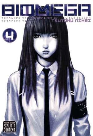 Biomega, Vol. 4 de Tsutomu Nihei