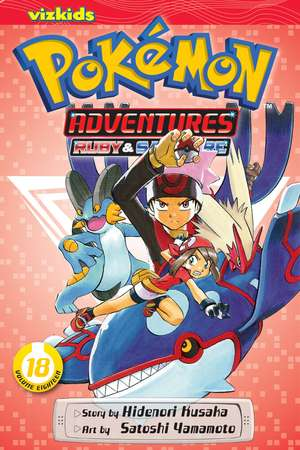 Pokemon Adventures, Vol. 18
