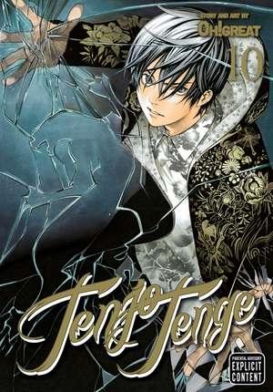 Tenjo Tenge (Full Contact Edition 2-in-1), Vol. 10 de Oh!great
