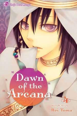 Dawn of the Arcana, Vol. 4 de Rei Toma