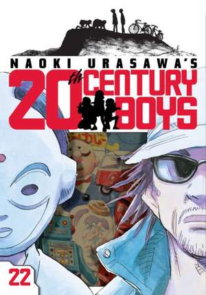 Naoki Urasawa's 20th Century Boys, Vol. 22 de Naoki Urasawa