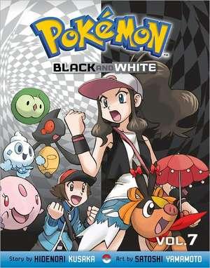 Pokémon Black and White, Vol. 7 de Hidenori Kusaka
