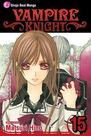 Vampire Knight, Vol. 15 de Matsuri Hino