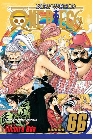 One Piece, Vol. 66 de Eiichiro Oda