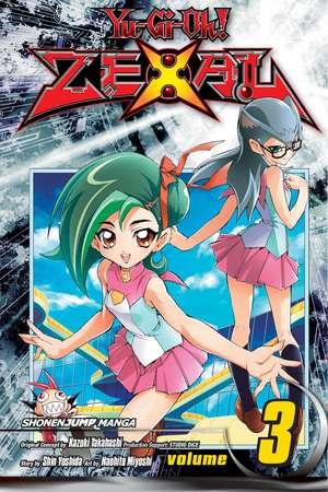 Yu-Gi-Oh! Zexal, Vol. 3 de Shin Yoshida