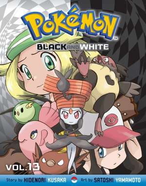 POKEMON BLACK & WHITE GN VOL 13 (C: 1-0-0)