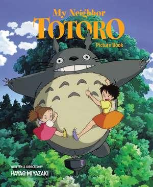 My Neighbor Totoro Picture Book (New Edition): New Edition de Hayao Miyazaki