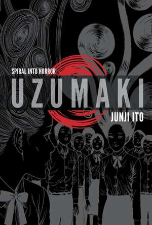 Uzumaki (3-in-1, Deluxe Edition): Includes vols. 1, 2 & 3 de Junji Ito
