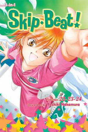 Skip·Beat!, (3-in-1 Edition), Vol. 8: Includes vols. 22, 23 & 24 de Yoshiki Nakamura