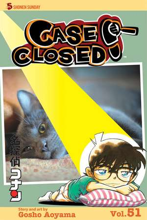 Case Closed, Vol. 51