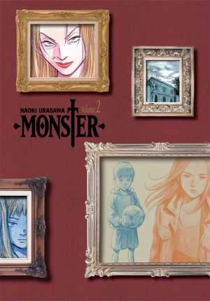 Monster: The Perfect Edition, Vol. 2 de Naoki Urasawa