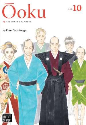 Ôoku: The Inner Chambers, Vol. 10 de Fumi Yoshinaga