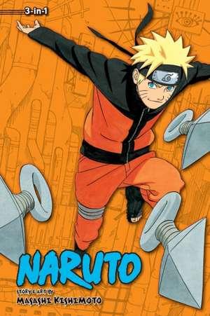 Naruto (3-in-1 Edition), Vol. 12