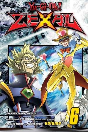 Yu-Gi-Oh! Zexal, Vol. 6 de Kazuki Takahashi