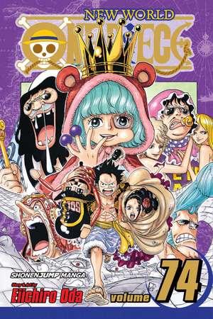 One Piece, Vol. 74 de Eiichiro Oda