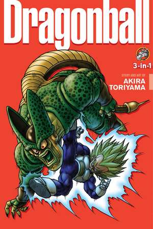 Dragon Ball (3-in-1 Edition), Vol. 11