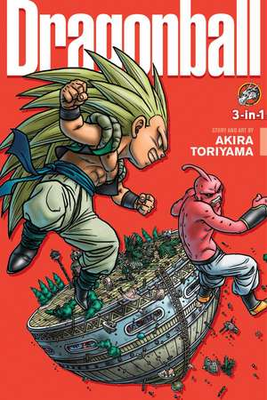 Dragon Ball (3-in-1 Edition), Vol. 14: Includes vols. 40, 41 & 42 de Akira Toriyama