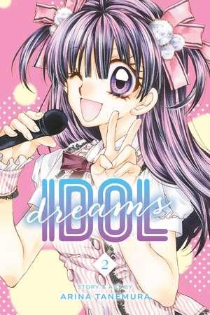 Idol Dreams, Vol. 2 de Arina Tanemura