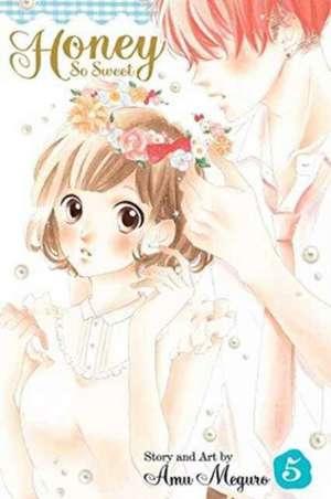 Honey So Sweet, Vol. 5 de Amu Meguro