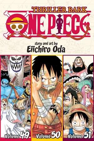 One Piece (Omnibus Edition), Vol. 17