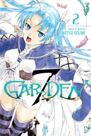 7th Garden, Vol. 2 de Mitsu Izumi
