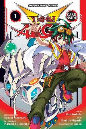 Yu-Gi-Oh! Arc-V, Vol. 1