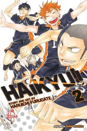 Haikyu!!, Vol. 2