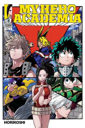 My Hero Academia, Vol. 8 imagine