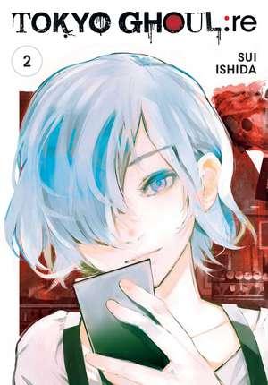 Tokyo Ghoul Re Volume 2 Sequel de Sui Ishida