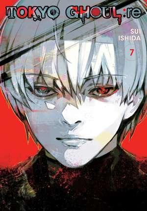 Tokyo Ghoul: re, Vol. 7 de Sui Ishida