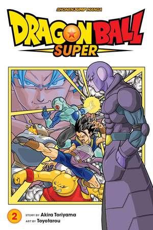 Dragon Ball Super, Vol. 2 de Akira Toriyama