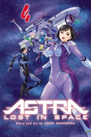 Astra Lost in Space, Vol. 4 de Kenta Shinohara