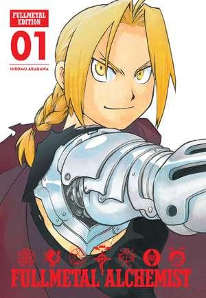 Fullmetal Alchemist: Fullmetal Edition, Vol. 1 de Hiromu Arakawa