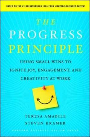 The Progress Principle de Teresa M. Amabile
