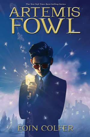 Artemis Fowl (new cover)