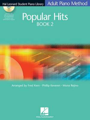 Popular Hits Book 2 [With CD]:  Wedding de Fred Kern